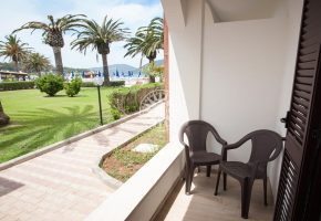 family room 17 hotel porto conte alghero sardegna