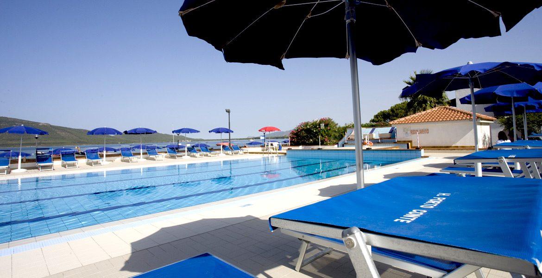 La Piscina Hotel Portoconte Alghero Sardegna